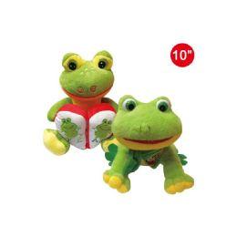 24 Bulk Ten Inch Frog Mixed Designs