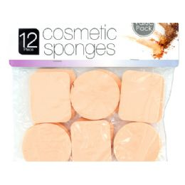 36 Bulk Cosmetic Sponges Set