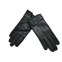 36 Bulk Women's Gloves 100% Lambskin Leather