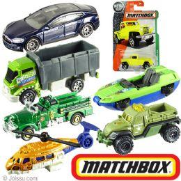 72 Bulk Mattel Matchbox Vehicles Assortments