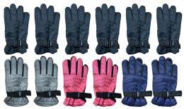 36 Bulk Yacht & Smith Kids Thermal Sport Winter Warm Ski Gloves