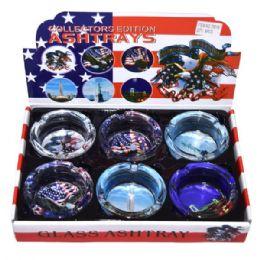 48 Bulk Ashtray Glass Usa