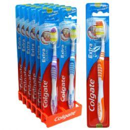 120 Bulk Colgate Toothbrush Extra Clean Medium