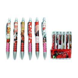 24 Bulk Valentine's Pen's