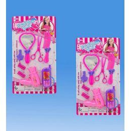 36 Bulk Beauty Set In Blister Card 2 Assorted.design