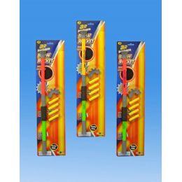 48 Bulk Air Dart Shooter Blow Rocket In Blister