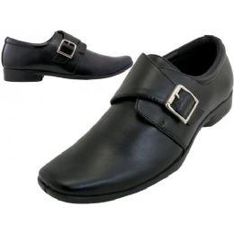 24 Bulk Big Boy's Dress Shoe & School Shoe