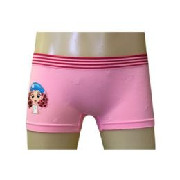60 Bulk Sophia Girls Seamless Boyshorts