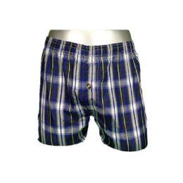 36 Bulk Boys Boxer Shorts In Size Small
