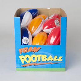 96 Bulk Foam Football