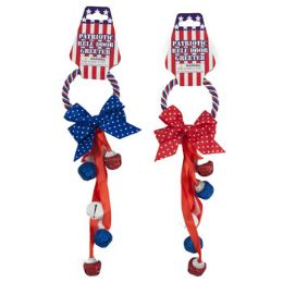 72 Bulk Patriotic Door Hanger