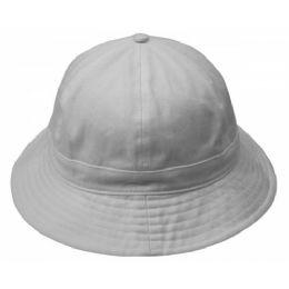 f1d33423ea0f Wholesale COTTON ROUND BUCKET HATS - at - bluestarempire.com