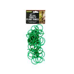 72 Bulk Twisty Plant Rings
