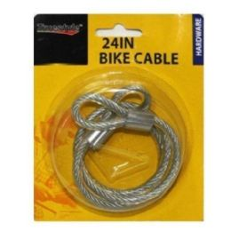 48 Bulk 24 Inch Bike Cable