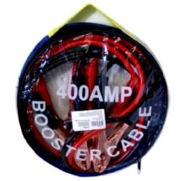 24 Bulk 400 Amp Booster Cable