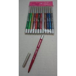 72 Bulk Colored Eyeliner Pencil