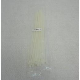 "60 Bulk 30pc 11"" Cable Ties [white]"