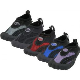"""36 Bulk Wholesale Youth's Barefoot """"wave"""" Water Shoes"""
