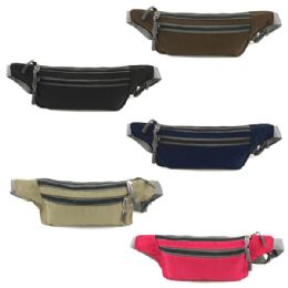240 Bulk Fanny Bag In Assorted Colors