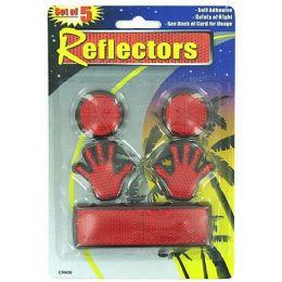 72 Bulk SelF-Adhesive Reflectors