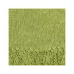 24 Bulk Wrinkle Scarf In Light Green