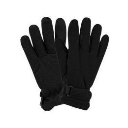 24 Bulk Men's Thermal Fleece Glove Black Only