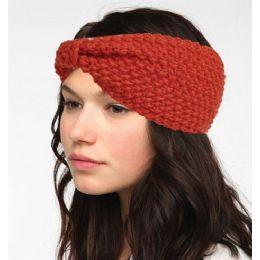 12 Bulk Knit Turban Style Headband