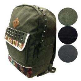 4 Bulk Backpack In Black