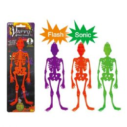 "96 Bulk 13""skeleton Flash&sound"