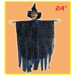 """24 Bulk 24""""hanging Ghost"""