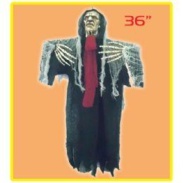 """12 Bulk 36""""hanging Ghost"""