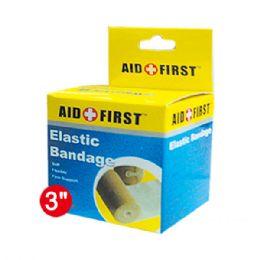 96 Bulk Three Inch Elastic Bandage