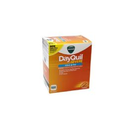 25 Bulk Dayquil Severe 25 Count
