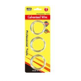 96 Bulk 3 Piece Galvanized Wire
