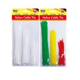 108 Bulk 75 Count Nylon Cable Tie