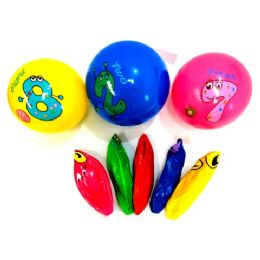 24 Bulk Wholesale Air Bounce Ball