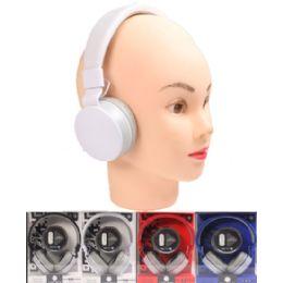 12 Bulk Phone 022 Headphone Mixed Color
