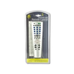 24 Bulk 5 Device Universal Remote Control