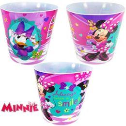 24 Bulk Disney's Minnie's BoW-Tique Wastepaper Basket