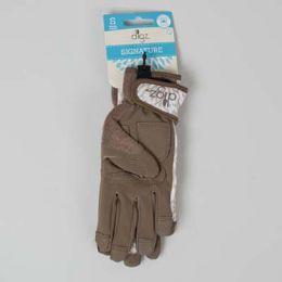 50 Bulk Gloves Womens Signature Small Synthc Lthr Palm Mesh