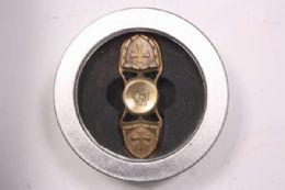 96 Bulk Fidget Spinner With Shield