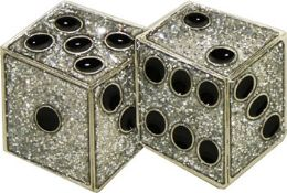24 Bulk Dice Belt Buckle