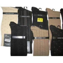 120 Bulk Men's Dress Socks