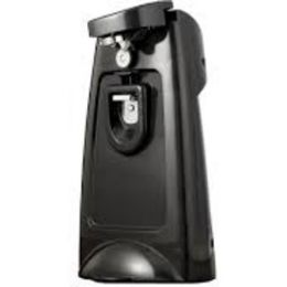 12 Bulk Brentwood Automatic Can Opener - Black