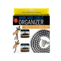 24 Bulk Wire And Cable Organizer
