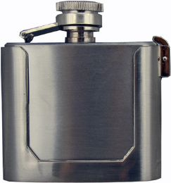 12 Bulk Flask Belt Buckle