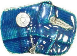 24 Bulk Blue Jean Belt Buckle