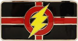 48 Bulk Lightning Belt Buckle