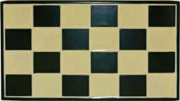 24 Bulk Checkered Belt Buckle