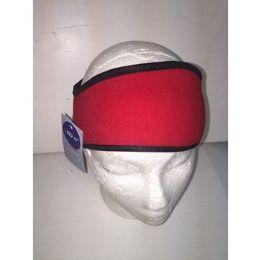 96 Bulk Thermo Wear Fleece Headband - Assorted Colors